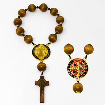 St Benedict Door Decade Rosary.