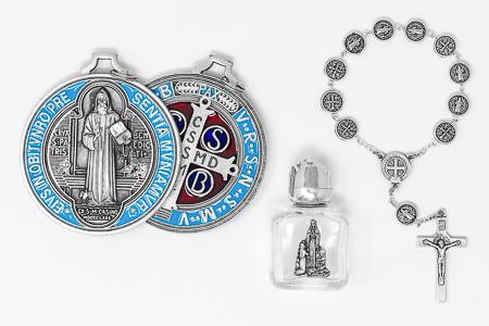 St Benedict Gift Set.