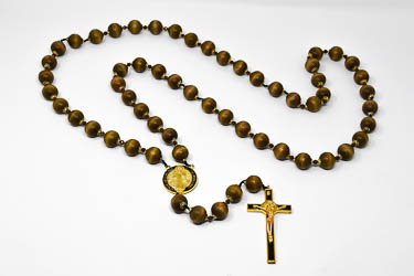 St Benedict Wall Rosary.