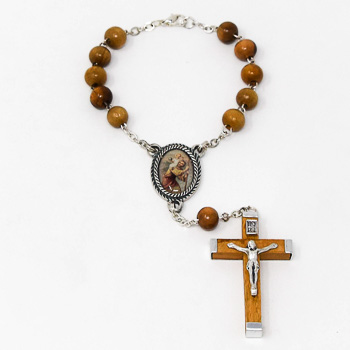 St Christopher Car Rosary.
