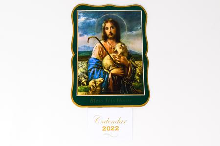 St Joseph The Good Shepherd 2022 Calendar.