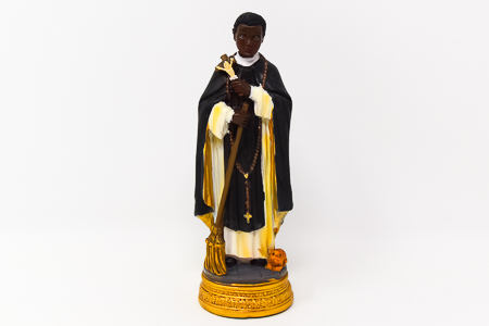 St Martin Statue.