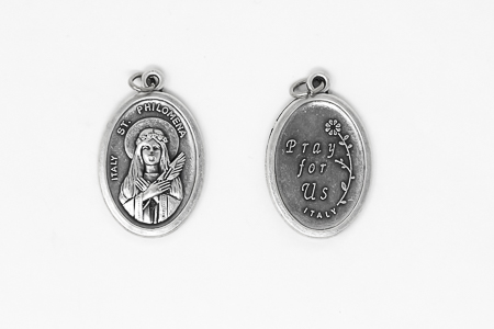 St Philomena Medal.