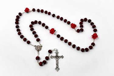St Pio Rosary