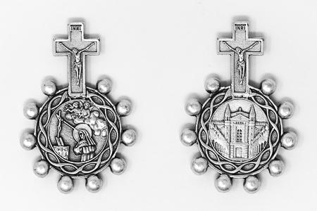 Rosary Ring St Rita.