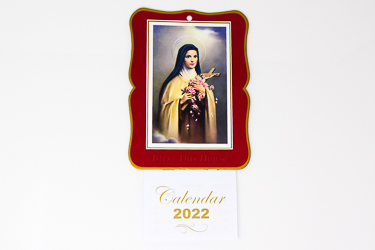 St Therese 2022 Calendar.