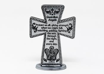 Cross Guardian Angel.
