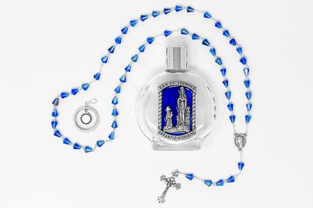 Swarovski Rosary Gift Set