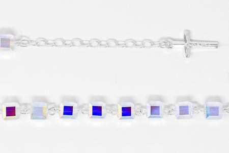 Swarovski Rosary Bracelet