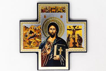 Teaching Christ Wall Plaque