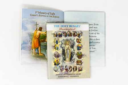The Holy Rosary Book.