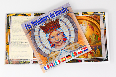 Les Mosaiques Du Rosaire Book