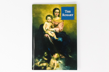 The Rosary Book of Prayers.