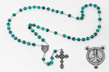 Scapular Medal Rosary.