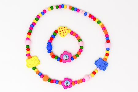 Child's�Miraculous Necklace & Bracelet.