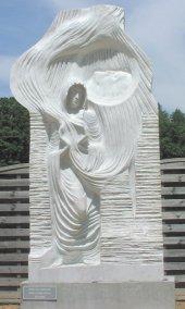 Mary Awaiting The Resurrection