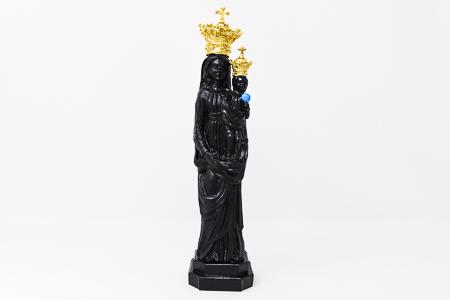 Black Madonna Statue.
