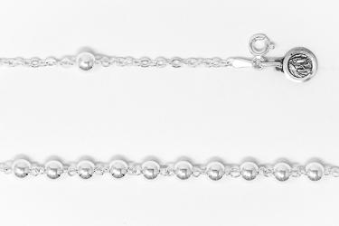 Lourdes Rosary Bracelet.