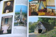 Book on Lourdes