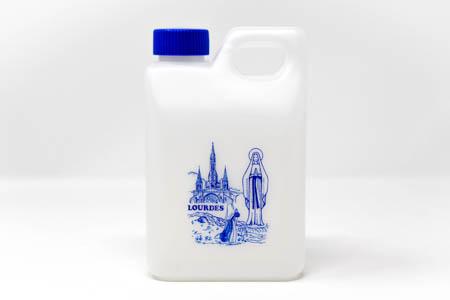 0.5 Liter of Lourdes Water