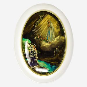 Lourdes Rosary Box.