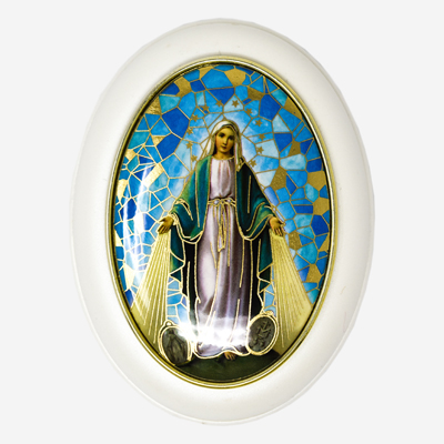 Miraculous Rosary Box.