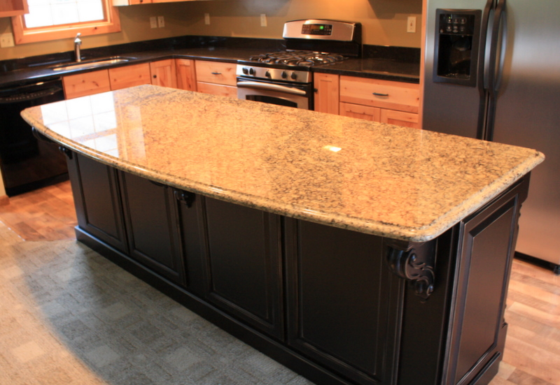 The Stone Studio, Granite Countertops Batesville Indiana   BETWEEN A ROCK U0026  A HARD PLACE (mixing Surfaces)