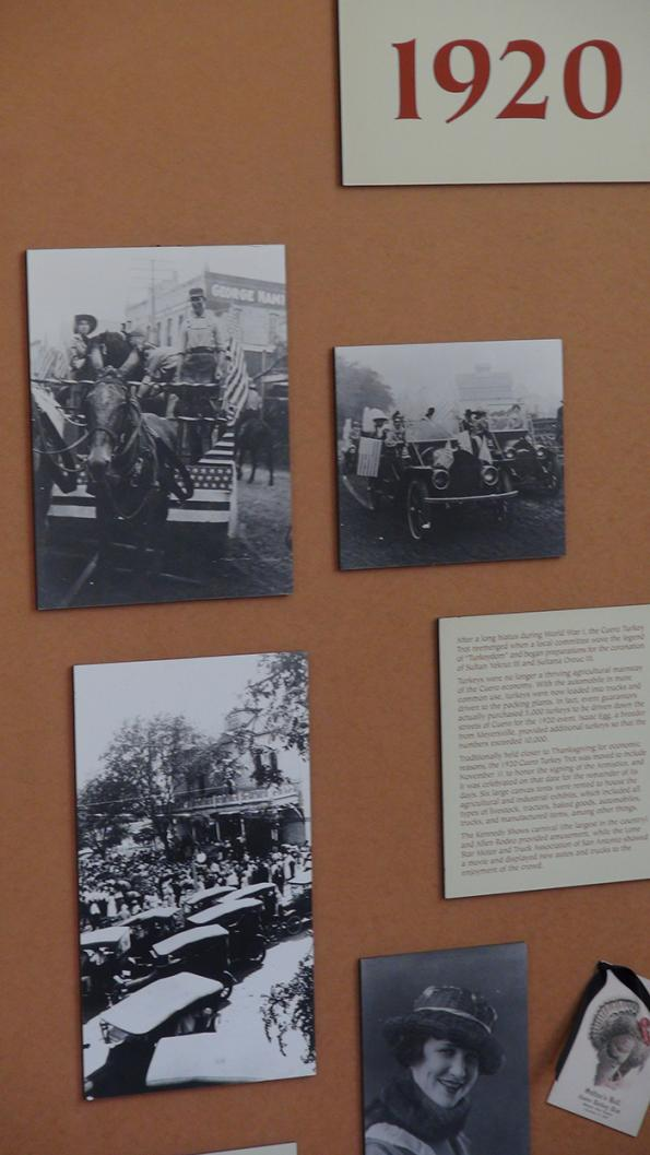 turkey trot historical photos