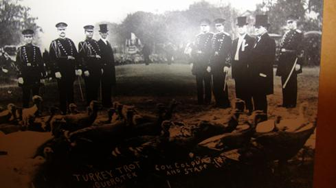 cuero turkey trot historical photo
