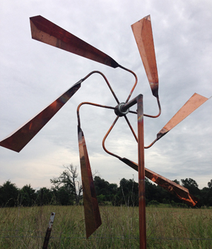 Large Windmill 48 inches in diameter