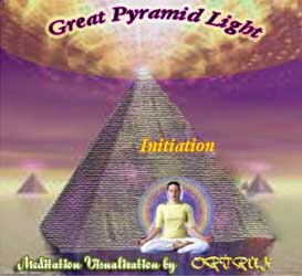 Great Pyramid of Light CD