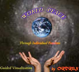 World Peace Guided Visualization