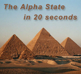 The Alpha State in 20 Seconds CD