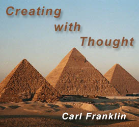 Carl Franklins Creating with Thought CD