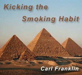 Carl's Kicking the Smoking Habit CD