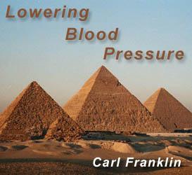 Carl's Lowering Blood Pressure CD