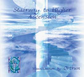 Stairway to Higher Ascension CD cover