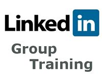 social networking training with linkedin
