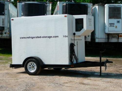 refrigerated storage Houston cold storage refrigeration