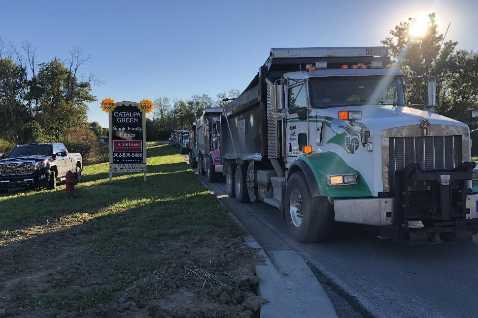 Dump Trucks & More