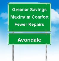 Greener Savings, Maximum Comfort, Fewer Repairs in Avondale