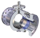 Ball valves, stainless steel and carbon steel ball valves