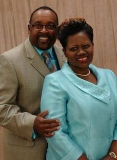 Pastor John W. Harris & Evangelist Deborah J. Harris