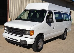 2006 Wheel Chair Van