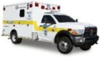 Type 1 Ambulance