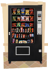 Visi Combo vending machine