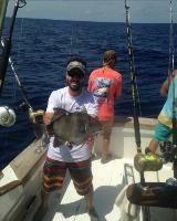 Hatteras Trigger Fishing