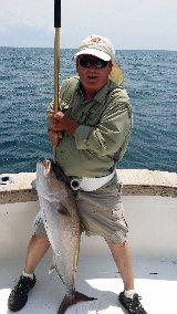 Hatteras Amberjack Fishing