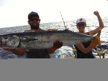 Hatteras Wahoo Fishing