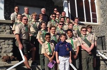 Boy Scout Troop 652